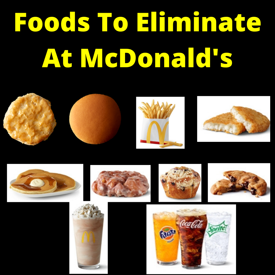 There Are A Few Items That You Must Eliminate To Be Able To Eat Keto At McDonald's!